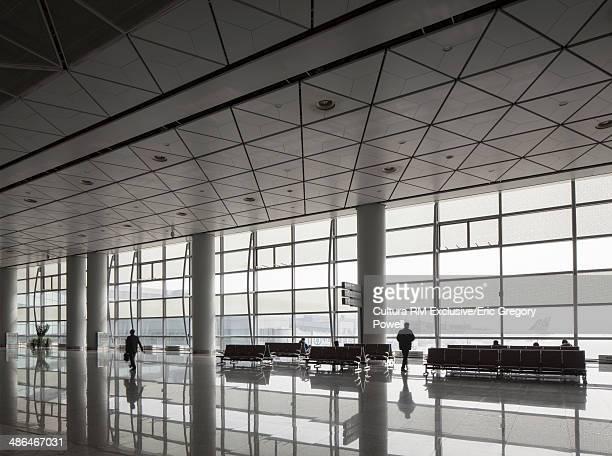 Xi'an airport, Shaanxi, China