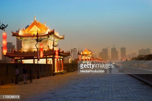 Xian la ciudad