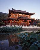 Xi'an, Shaanxi province Huaqingchi Hotsprings Park