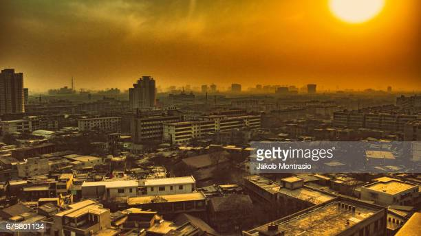 Xi'An Sunset