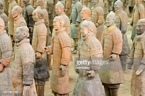 Xian tumba de terracota Warriors