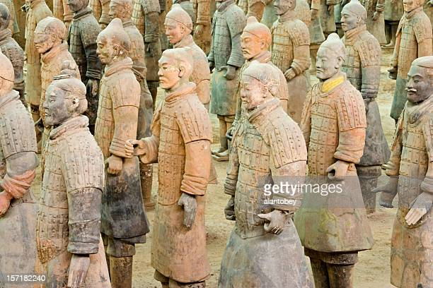 Xian Tomb of the Terracotta Warriors