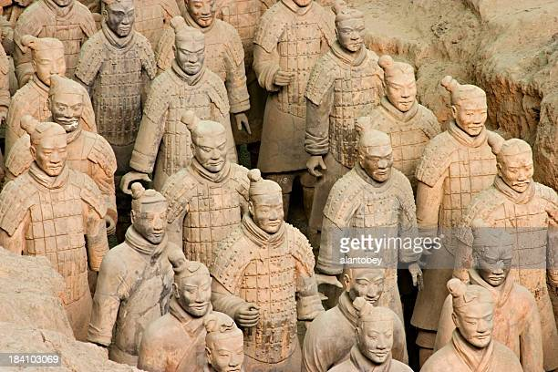 Xian Tomb of the Terracotta Warriors
