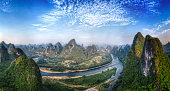 Xiangong Hill, China