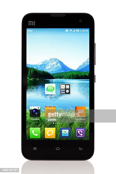 Xiaomi MI 2 with clipping path