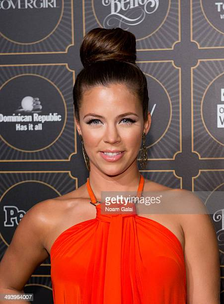 Ximena Duque attends People En Espanol 2014 Los 50 Mas Bellos Event on May 12 2014 in New York City