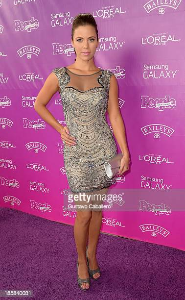 Ximena Duque attends People En Espanols Las 25 Mujeres Mas Poderosas at Coral Gables Country Club on October 24 2013 in Coral Gables Florida