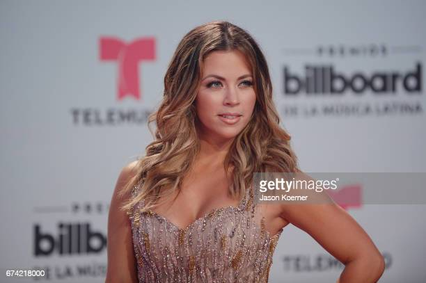 Ximena Duque attends the Billboard Latin Music Awards at Watsco Center on April 27 2017 in Miami Florida
