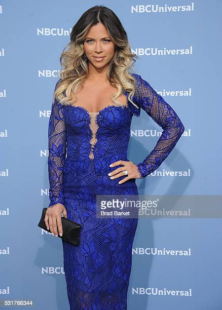 Ximena Duque attends the NBCUniversal 2016 Upfront Presentation on May 16 2016 in New York City
