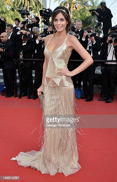 Ximena Navarrete attends the 'Mud' Premiere during the 65th Annual Cannes Film Festival at Palais des Festivals on May 26 2012 in Cannes France