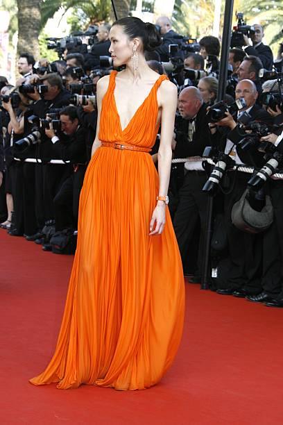 Li Xin - Cannes - The Da Vinci Code World Premiere
