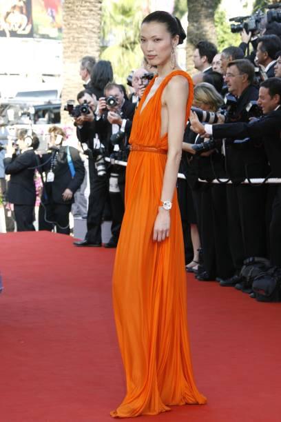 Li Xin in Cannes - The Da Vinci Code World Premiere