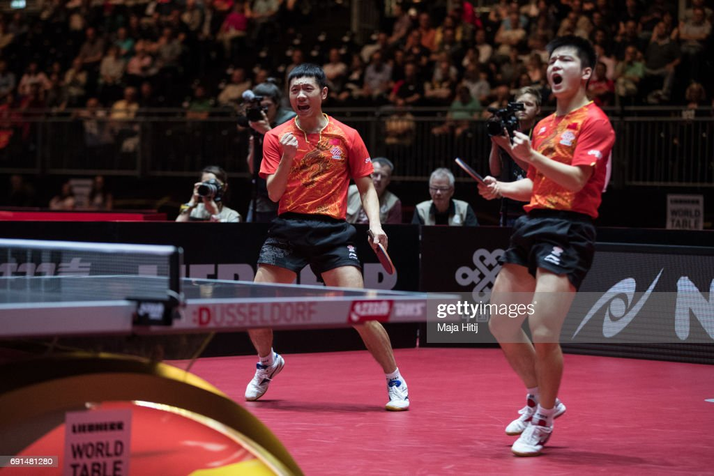 Table Tennis World Championship - Day 5