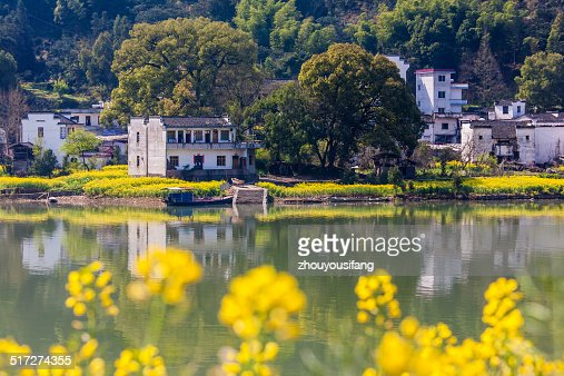Xin'an river scenery