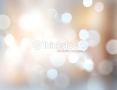 Xmas new year winter blurred lights illustration background. : ストックフォト