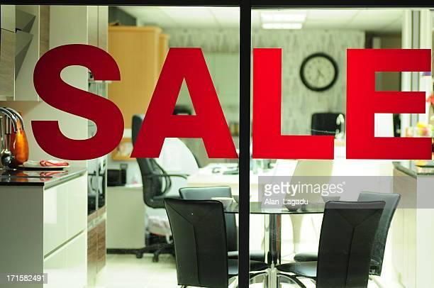 Xmas sales, Jersey.