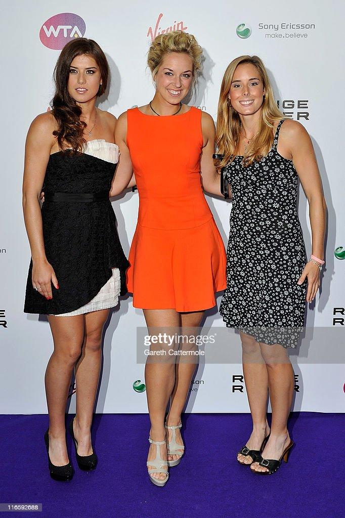 WTA Tour Pre-Wimbledon Party - Arrivals