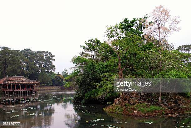 Xung Khiem pavilion - Hue Vietnam