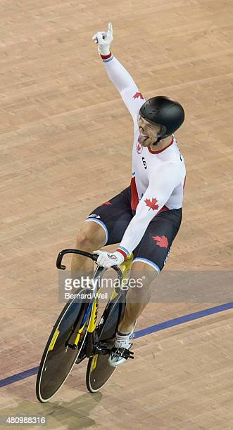 OSHAWA ON JULY 16 xxx during the Pan Am Games xxxx at the Cisco Milton Velodrome July 16 2015