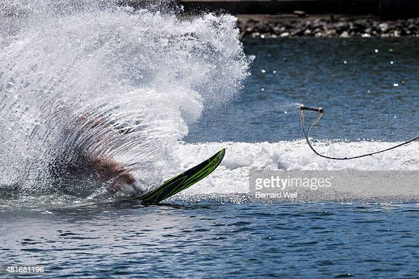 TORONTO ON JULY 23 xxxx during the Pan Am Games xxx slalom finals July 23 2015