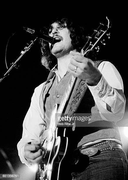 xxxx xxxxxx of The Outlaws performs in concert at Long Beach Arena March 19 1977 in Long Beach CA