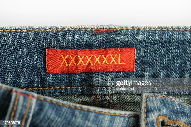 XXXXXLarge jeans