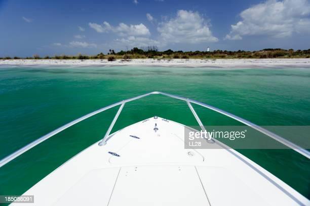 yacht bow