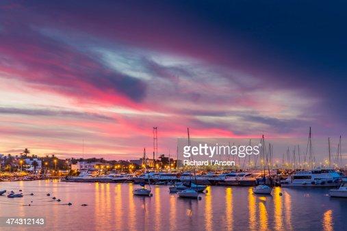 Yacht Harbour at dusk