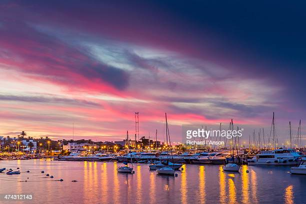 Yacht Harbour at dusk