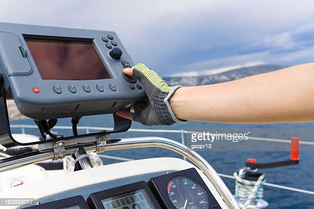 Yachtrennen navigation