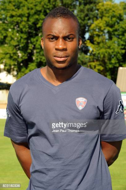 Yacouba SYLLA Clermont / Chateauroux Match Amical 2011/2012