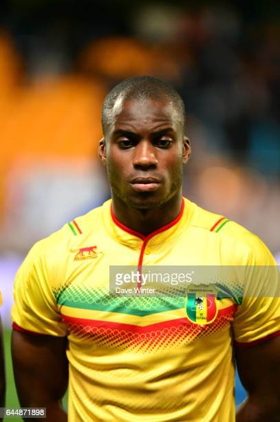Yacouba Sylla Mali / Burkina Faso match amical Troyes Photo Dave Winter / Icon Sport