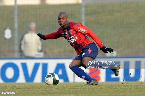 Yacouba SYLLA Clermont Foot / Tours 21e journee Ligue 2