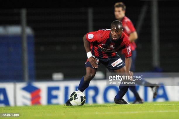 Yacouba SYLLA Clermont / Metz 13eme journee de Ligue 2