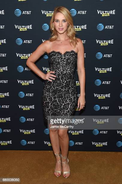 Yael Grobglas attends the Vulture Festival Opening Night Party Presented By ATT at the Top of The Standard Hotel on May 19 2017 in New York City