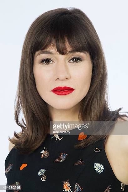 Yael Stone is photographed for Los Angeles Times on August 25 2014 in Los Angeles California PUBLISHED IMAGE CREDIT MUST BE Kirk McKoy/Los Angeles...