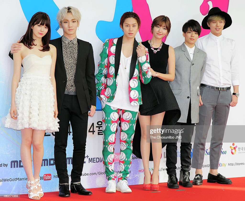 we got married global edition season 2 hee chul and puff dating