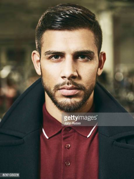 Yair Rodriguez is photographed for Esquire Latin America on February 3 2017 in Los Angeles California