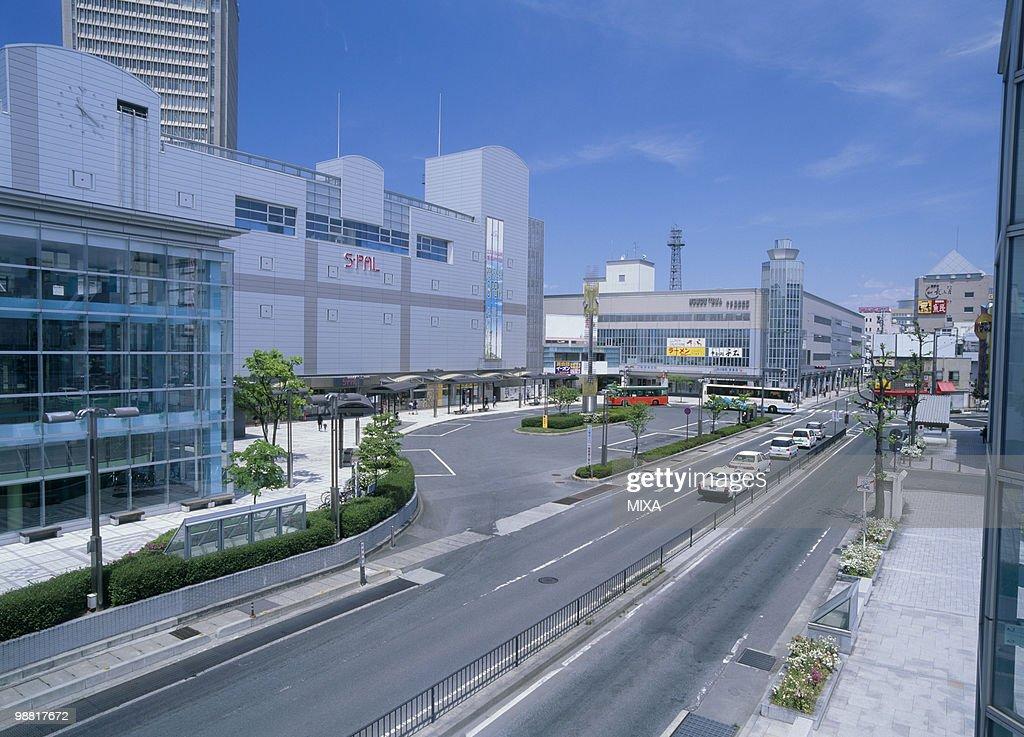 Yamagata Station, Yamagata, Yamagata, Japan
