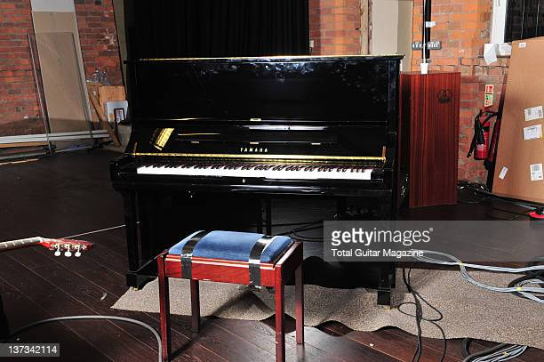 Blueprint magazine stock photos and pictures getty images a yamaha piano at blueprint studios home of british band elbow manchester november 16 2010 malvernweather Choice Image