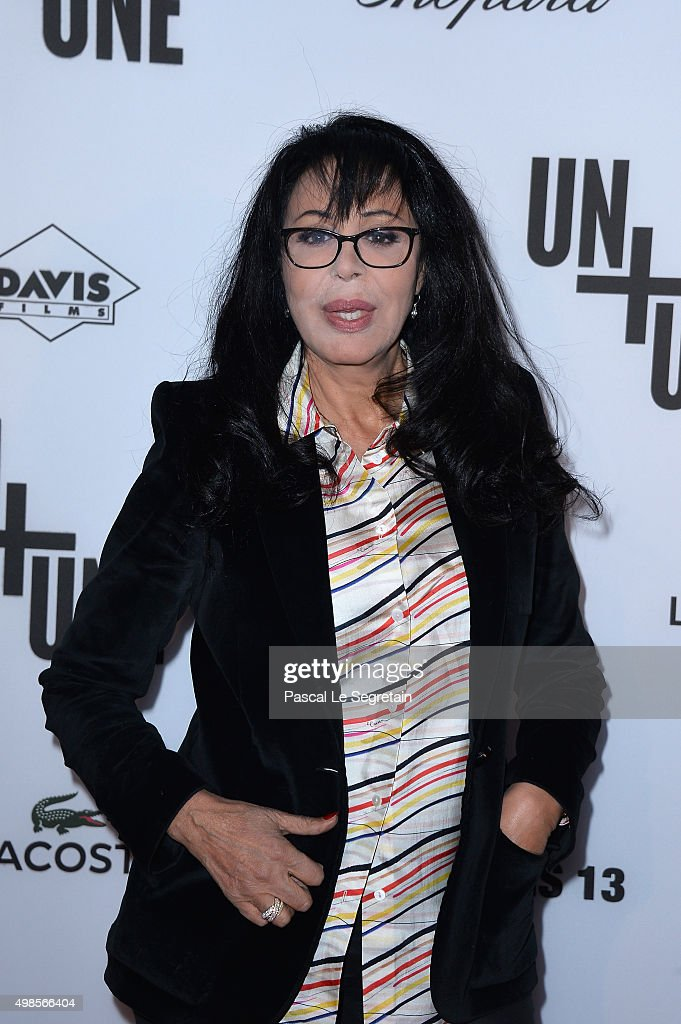 <a gi-track='captionPersonalityLinkClicked' href=/galleries/search?phrase=Yamina+Benguigui&family=editorial&specificpeople=615509 ng-click='$event.stopPropagation()'>Yamina Benguigui</a> attends The 'Un + Une' Paris Premiere At Cinema UGC Normandie on November 23, 2015 in Paris, France.
