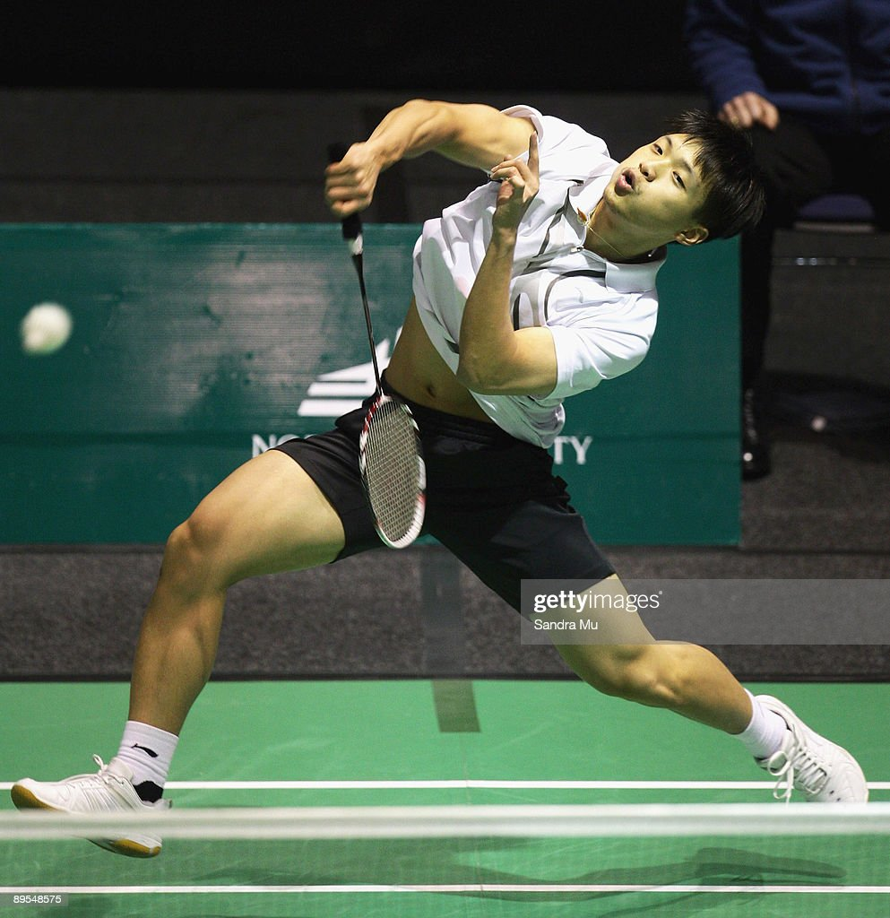 New Zealand Badminton Open 2009 Finals s and