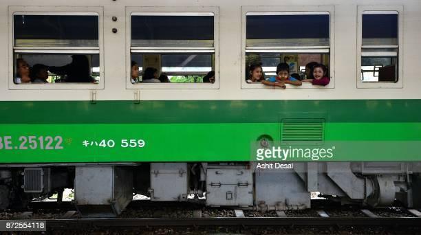 Yangon Circular Train Network, Myanmar