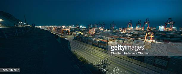 Yangshan Shanghai Deepwater Container Port