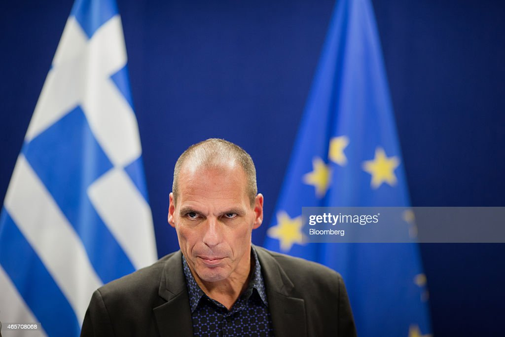 European Finance Ministers Attend Ecofin Meeting As Greek Reforms Deemed Inadequate