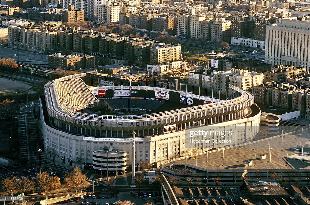 Yankee Stadium, Bronx, New York, USA