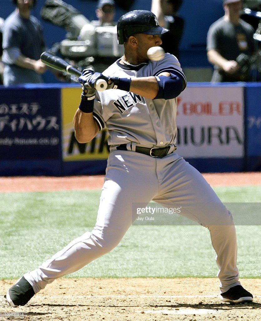 New York Yankees vs Toronto Blue Jays - April 19, 2006