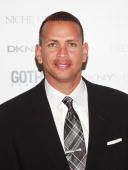 Yankees third baseman Alex 'ARod' Rodriguez attends the Alex Rodriguez cover party hosted by Jason Binn Niche Media's Gotham Magazine at Highbar on...