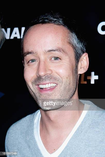 Yann Barthès attends the Canal New Season Celebration Party on September 6 2012 in Paris France