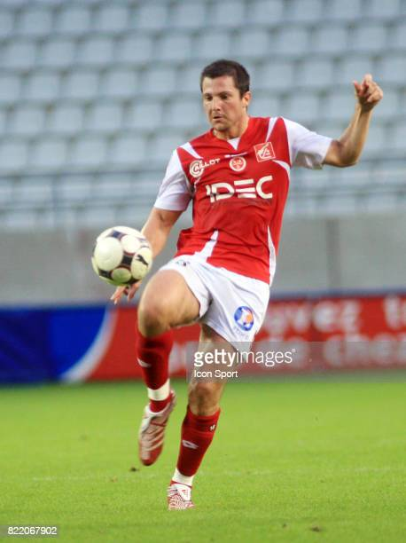 Yann KERMORGANT Reims / UNFP Match amical